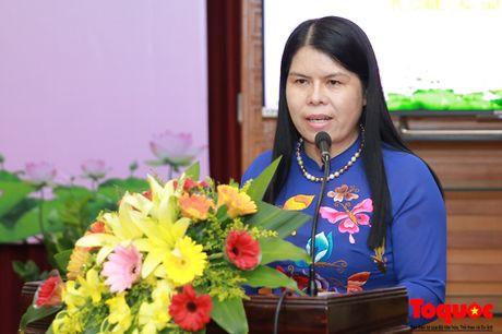Bo truong Nguyen Ngoc Thien: 'Cong tac gia dinh can di vao trong tam, dem lai ket qua ro rang' - Anh 3
