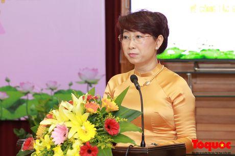 Bo truong Nguyen Ngoc Thien: 'Cong tac gia dinh can di vao trong tam, dem lai ket qua ro rang' - Anh 5