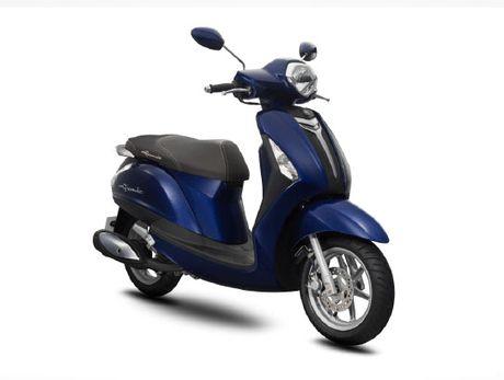 77.000 xe Yamaha Grande da duoc trieu hoi - Anh 1