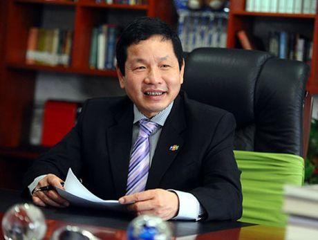 Ong Truong Gia Binh tai dac cu Pho Chu tich ASOCIO - Anh 1