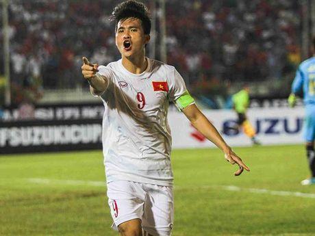 Cong Vinh: Da voi Malaysia bao gio cung kho - Anh 1
