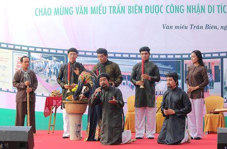 Lan dau tien dua van hoa Nam Bo vao khu di tich - Anh 4