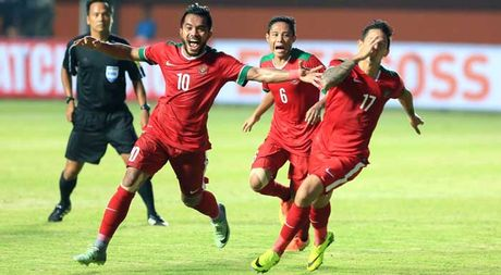 Philippines - Indonesia (2-2): Gay can den phut cuoi - Anh 1