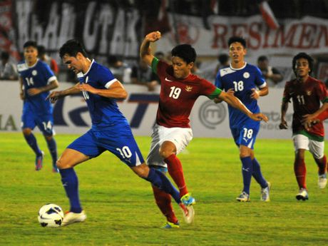 Philippines - Indonesia (2-2): Gay can den phut cuoi - Anh 2