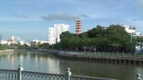 TP Ho Chi Minh: Kho giai toa cac ho dan lan chiem kenh rach - Anh 1