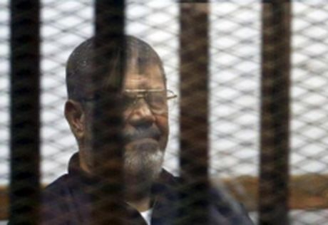 Toa an Ai Cap huy ban an tu chung than doi voi cuu Tong thong Morsi - Anh 1