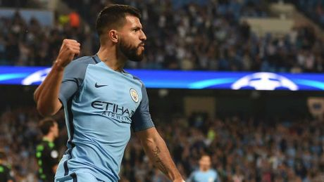 Messi khong co doi thu o Champions League mua nay - Anh 1