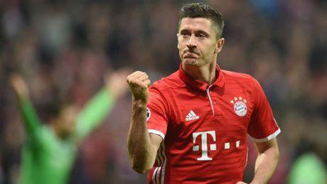 Messi khong co doi thu o Champions League mua nay - Anh 9