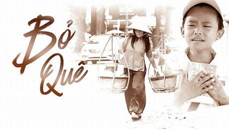 Ho Van Cuong lay nuoc mat khan gia trong single dau tay - Anh 1