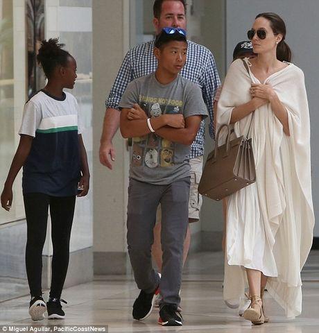 Me ruot Pax Thien bac bo viec doi lai con tu Angelina Jolie - Anh 1
