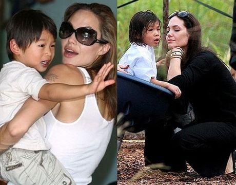 Me ruot Pax Thien bac bo viec doi lai con tu Angelina Jolie - Anh 2