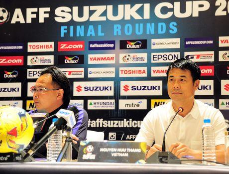 Huu Thang: 'Malaysia se choi khac han khi gap Campuchia' - Anh 1