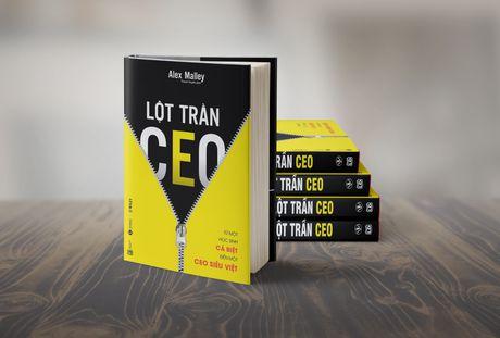 Khi CEO bi 'lot tran' - Anh 1