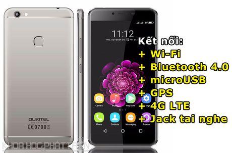 Chi tiet smartphone RAM 4 GB, cam bien van tay, gia hon 3 trieu dong - Anh 4