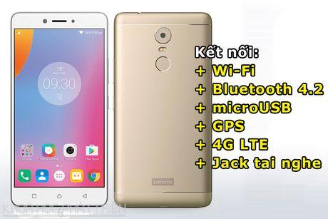 Chum anh smartphone camera 'khung', RAM 4 GB, pin 4.000 mAh - Anh 4