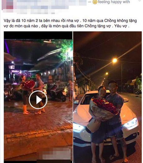Dai gia Binh Duong mua xe 2,2 ty lam qua ky niem tang vo - Anh 1