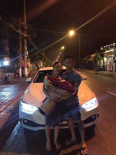 Dai gia Binh Duong mua xe 2,2 ty lam qua ky niem tang vo - Anh 2