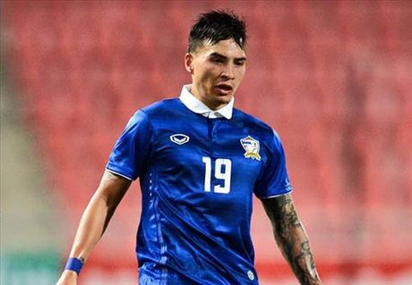 Thai Lan mat cau thu goc Viet truoc tran gap Singapore - Anh 1