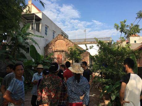 Nghi pham sat hai 2 chau be o Phu Xuyen khai gi? - Anh 1
