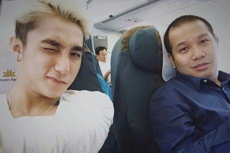 Thuc hu Son Tung M-TP va ong bau Quang Huy 'duong ai nay di'? - Anh 1