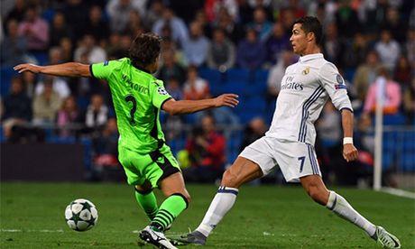 Sporting Lisbon tu tin biet cach hoa giai Ronaldo - Anh 2