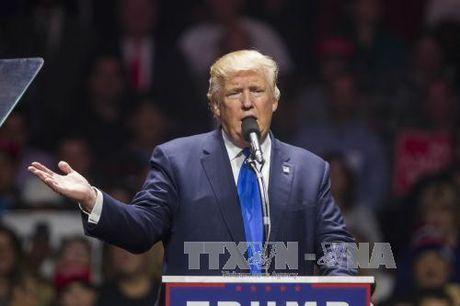 Donald Trump tuyen bo 'phan quyet' TPP ngay ngay dau tien lam tong thong - Anh 1