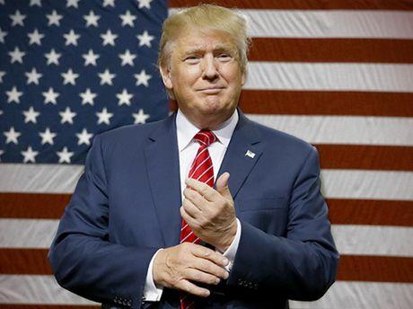 Donald Trump tuyen bo 'phan quyet' TPP ngay ngay dau tien lam tong thong - Anh 2