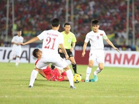 Dau Malaysia, Viet Nam can tan dung mot mieng danh bi 'bo quen' - Anh 1