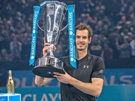 Andy Murray so... gia khi duoc phong tuoc Hiep si - Anh 2