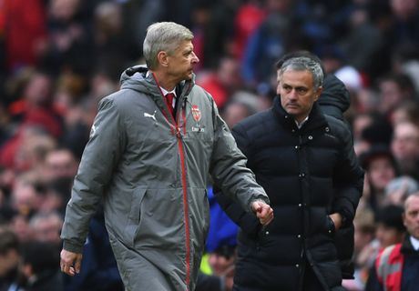 Mourinho: ''Nguoi ta ky vong nhieu o toi, con Wenger thi khong' - Anh 1