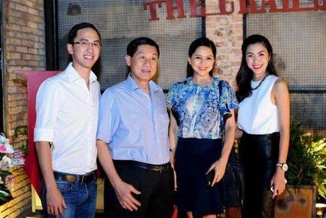 Bo chong Tang Thanh Ha xac nhan chuyen con dau mang bau lan 2 - Anh 2