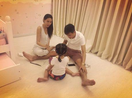 Thuy Tien hanh phuc cung Cong Vinh, Hoa Minzy 'tat' Cong Phuong gao nuoc lanh - Anh 2