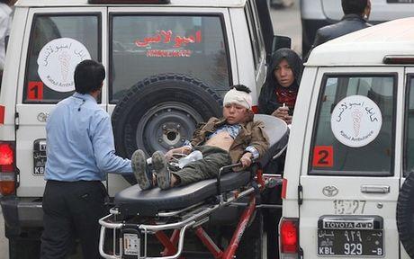 IS nhan trach nhiem gay ra vu danh bom o thu do Kabul - Anh 1