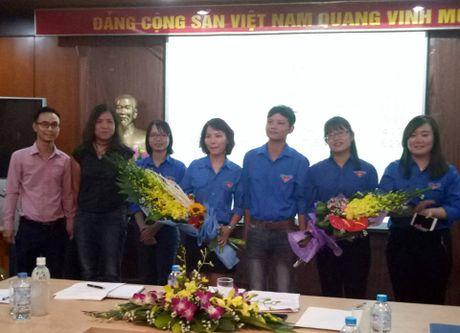 Dai hoi Doan co so VOV2 - Ket noi tinh than tre - Anh 1