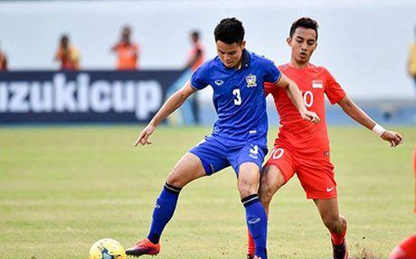 Danh bai Singapore, Thai Lan gianh ve vao ban ket AFF Cup 2016 - Anh 11