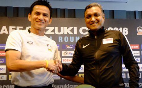 Danh bai Singapore, Thai Lan gianh ve vao ban ket AFF Cup 2016 - Anh 2