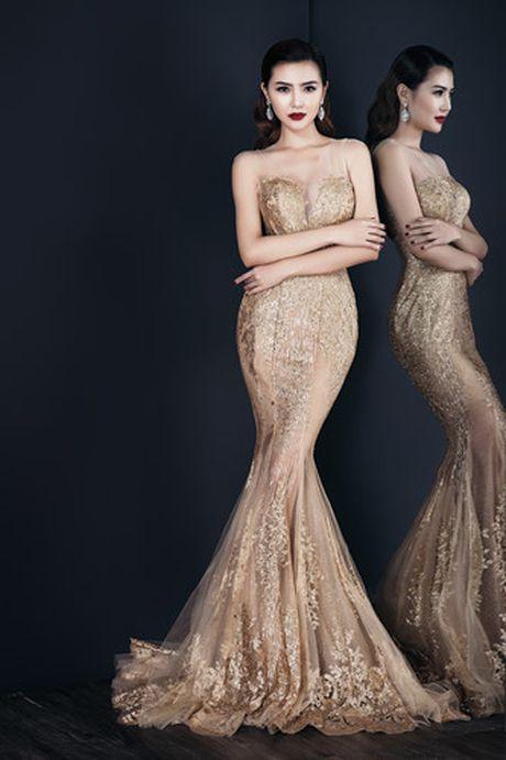 Ngoc Duyen duoc moi tham du show Victoria's Secret tai Paris - Anh 1