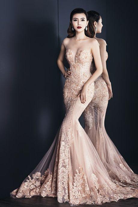 Ngoc Duyen duoc moi tham du show Victoria's Secret tai Paris - Anh 3
