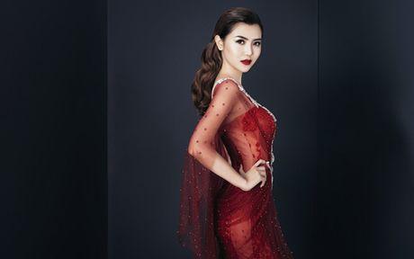 Ngoc Duyen duoc moi tham du show Victoria's Secret tai Paris - Anh 5