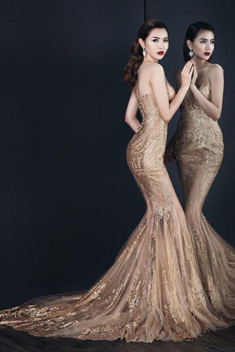 Ngoc Duyen duoc moi tham du show Victoria's Secret tai Paris - Anh 6