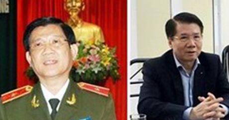 Thu tuong bo nhiem 2 Thu truong Bo Cong an va Bo Y te - Anh 1