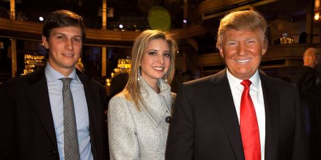 Ong Donald Trump muon dan xep hoa binh giua Israel va Palestine - Anh 1