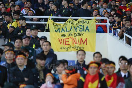 Malaysia, My Dinh 2014 van la noi dau kho quen cua bong da Viet Nam - Anh 10