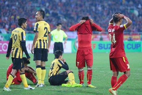 Malaysia, My Dinh 2014 van la noi dau kho quen cua bong da Viet Nam - Anh 1