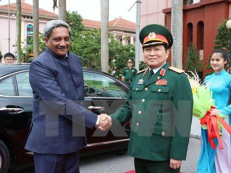 Bao An Do dua tin chuyen tham cua Bo truong Quoc phong Viet Nam - Anh 1