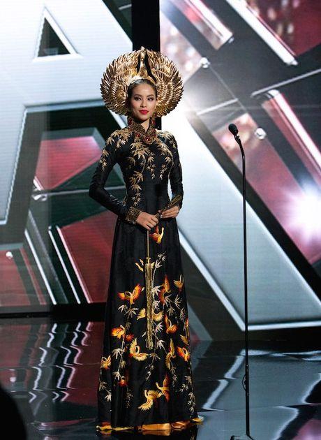 Thong tin moi nhat ve cuoc thi sac dep Miss Universe 2016 - Anh 4