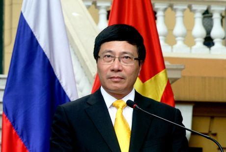 Pho Thu tuong Pham Binh Minh tham chinh thuc LB Nga - Anh 1