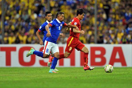 Viet Nam dau Malaysia va ky uc den toi tai AFF Cup 2014 - Anh 1