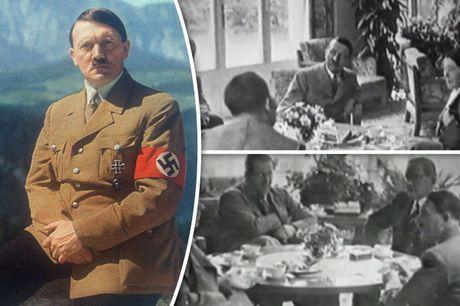 Bang chung Hitler song sot, bo tron sang Argentina? - Anh 1