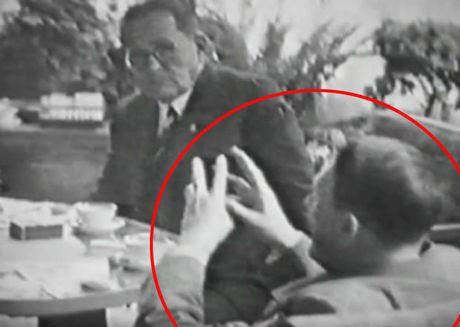 Bang chung Hitler song sot, bo tron sang Argentina? - Anh 3